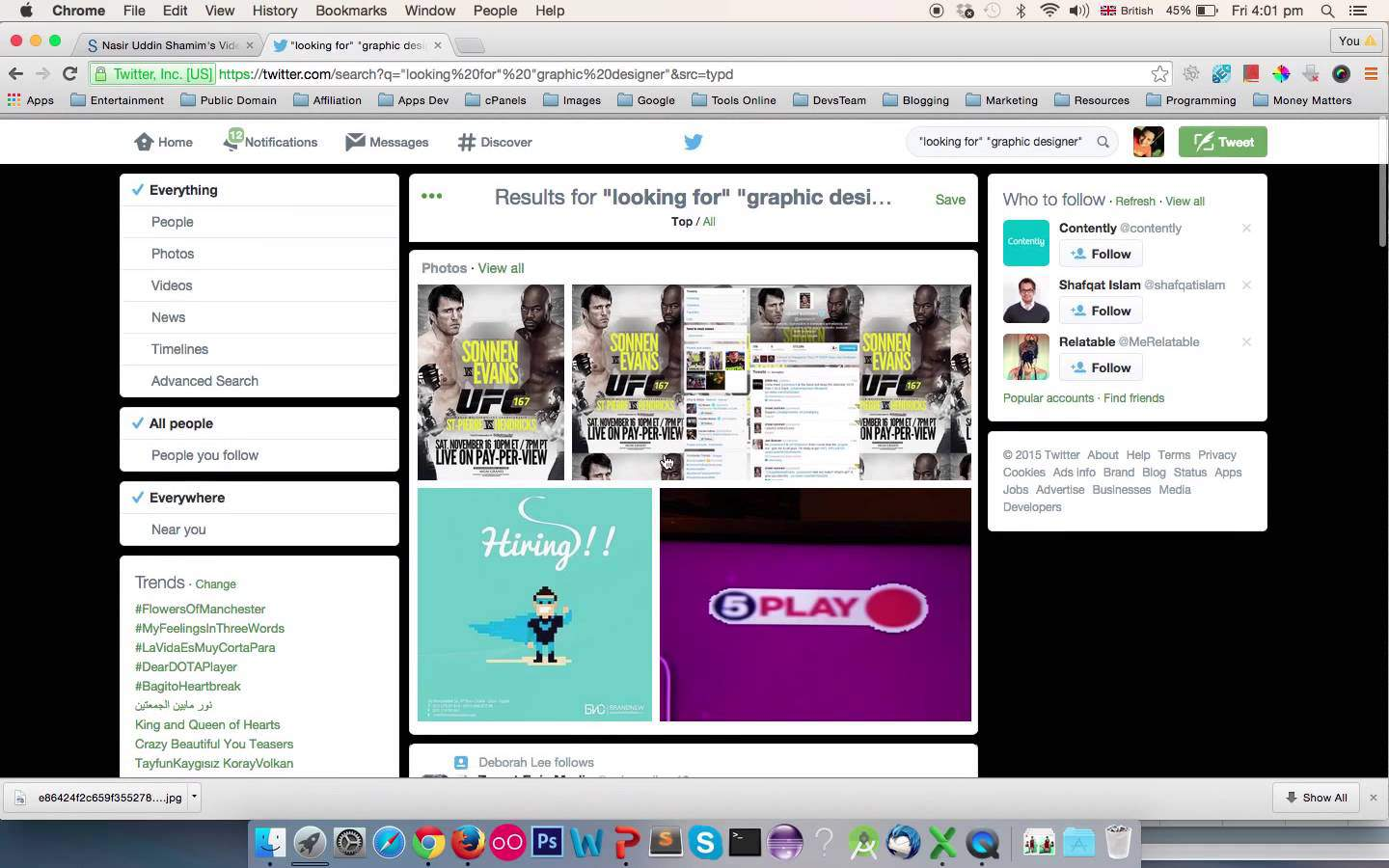 Ways To Get Clients or Projects From Twitter (Bengali Tuts)